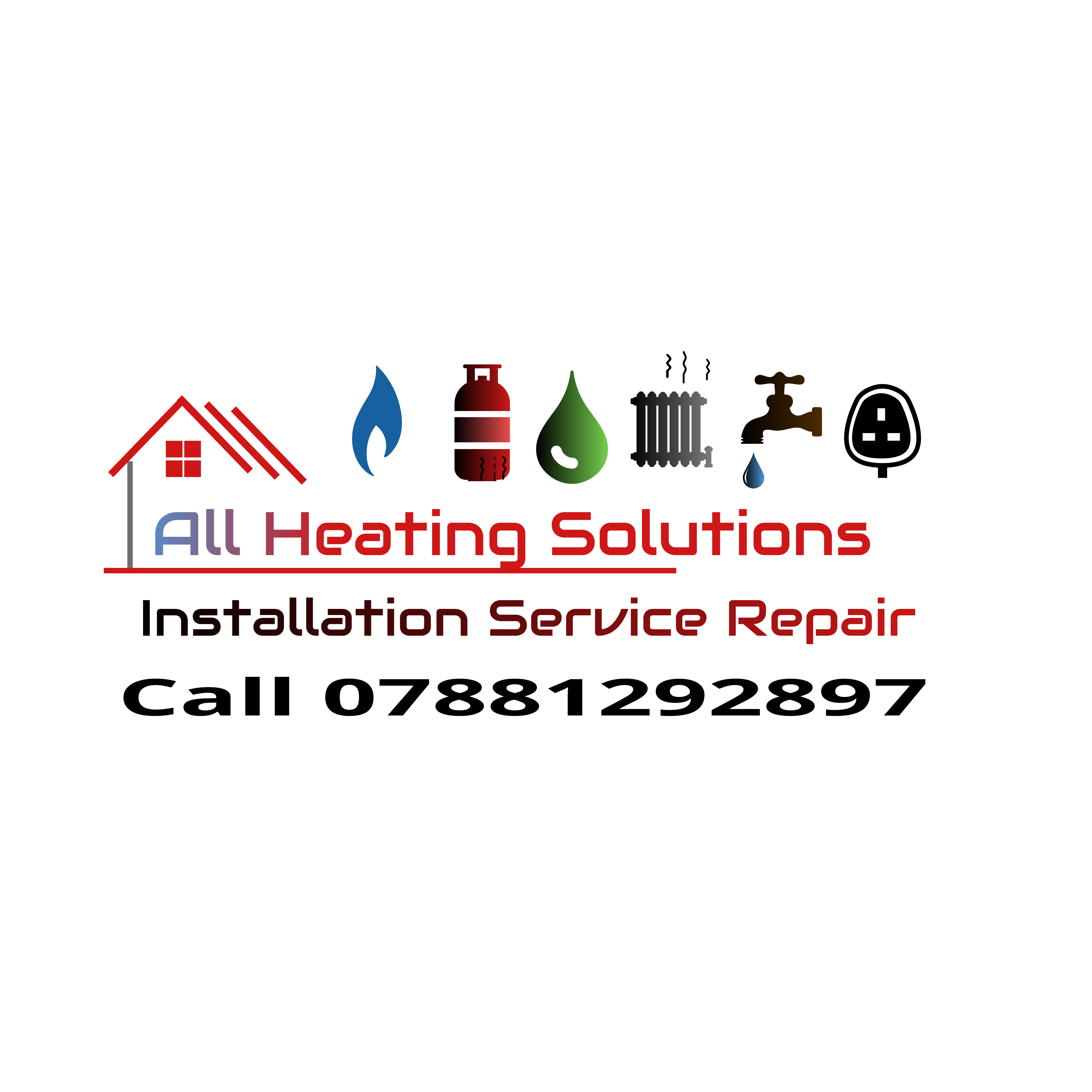 All Heating Solutions Verified Logo