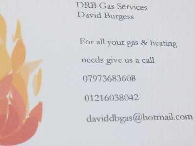 DRB Gas Services Verified Logo