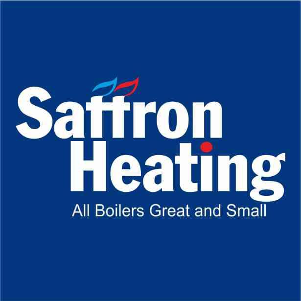 Saffron Heating Verified Logo