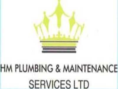 HM PLUMBING & MAINTENANCE SERVICES LTD Verified Logo