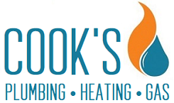 Cooks, Plumbing Heating and Gas Verified Logo