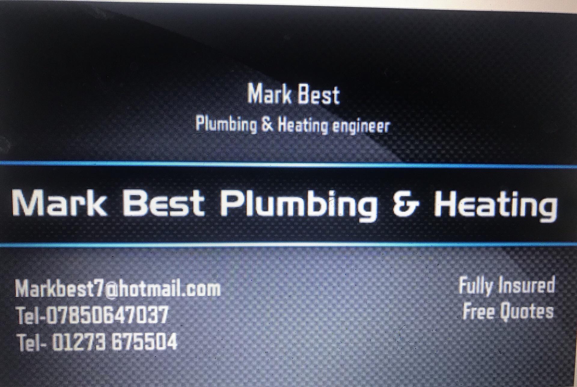Mark Best Plumbing and Heating Verified Logo
