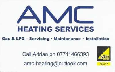 AMC Heating Services Verified Logo