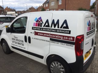 AMA painting and decorating services LTD Verified Logo