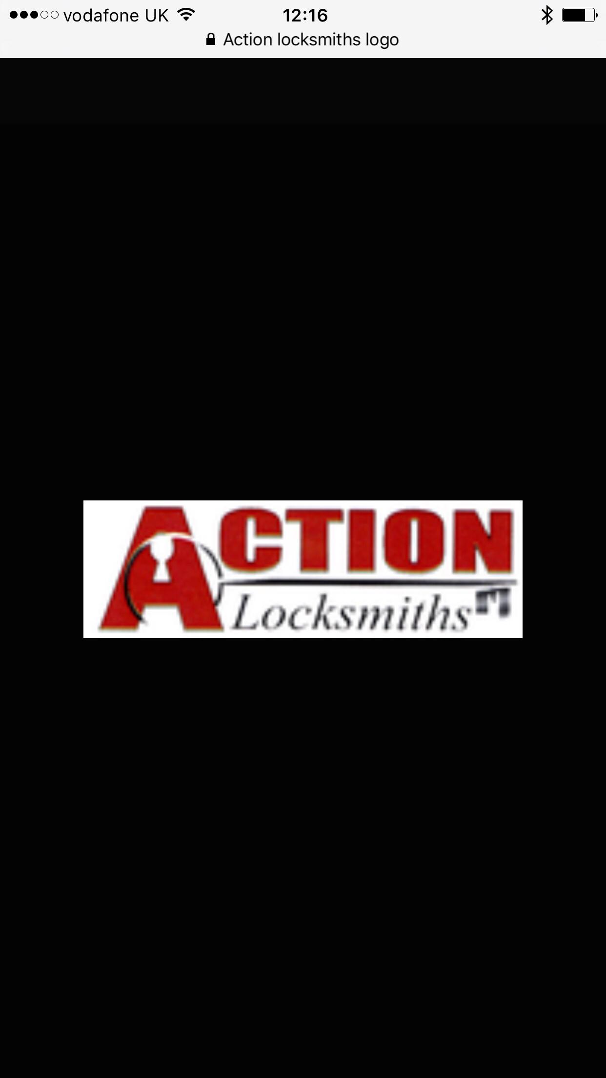 Action Locksmiths Verified Logo