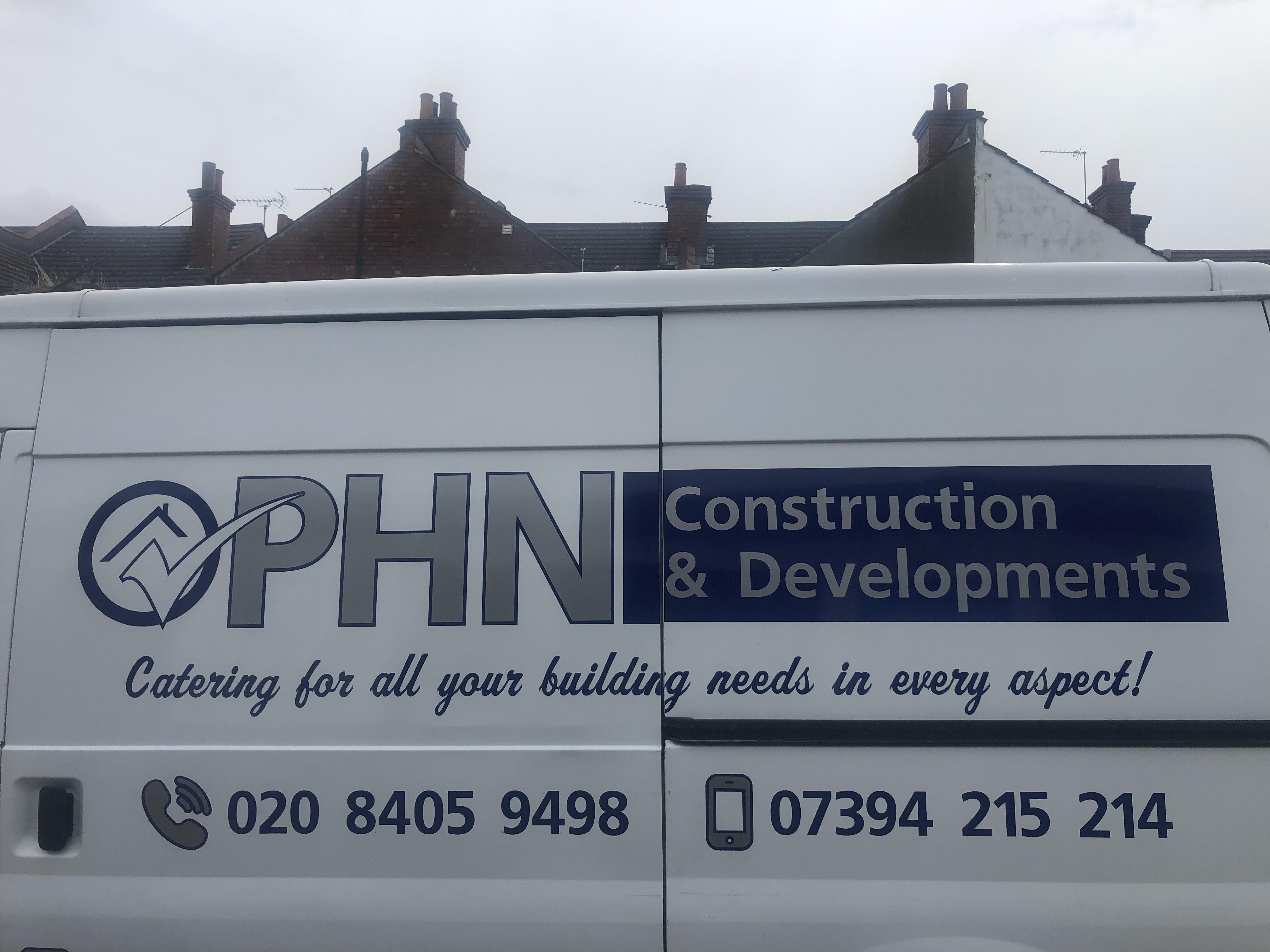 PHN Construction & Developments Verified Logo