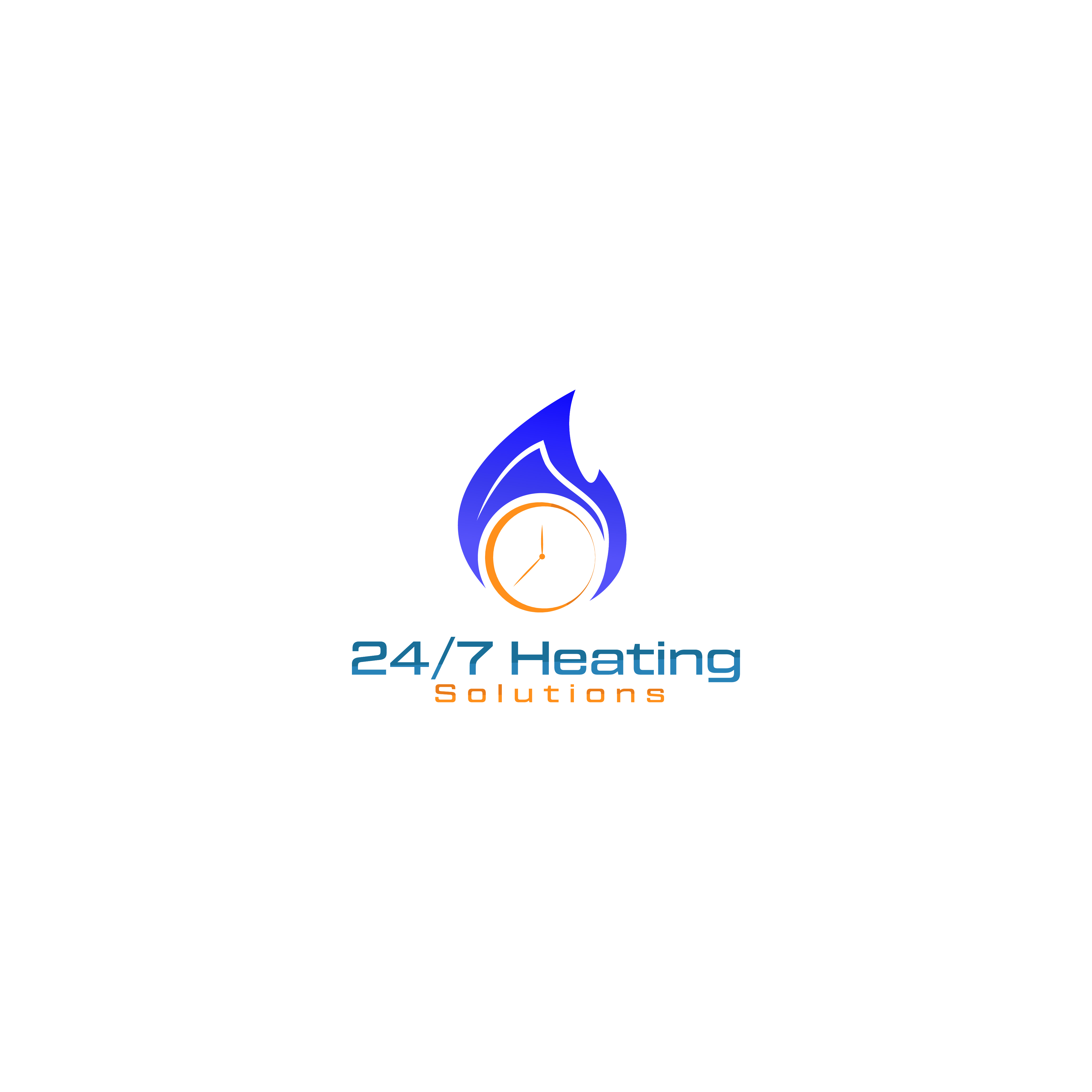 24/7 Heating Solutions Verified Logo