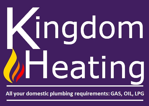 Kingdom Heating Verified Logo