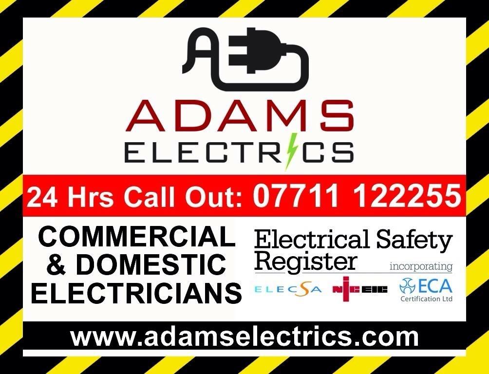 Adams Electrics  Verified Logo