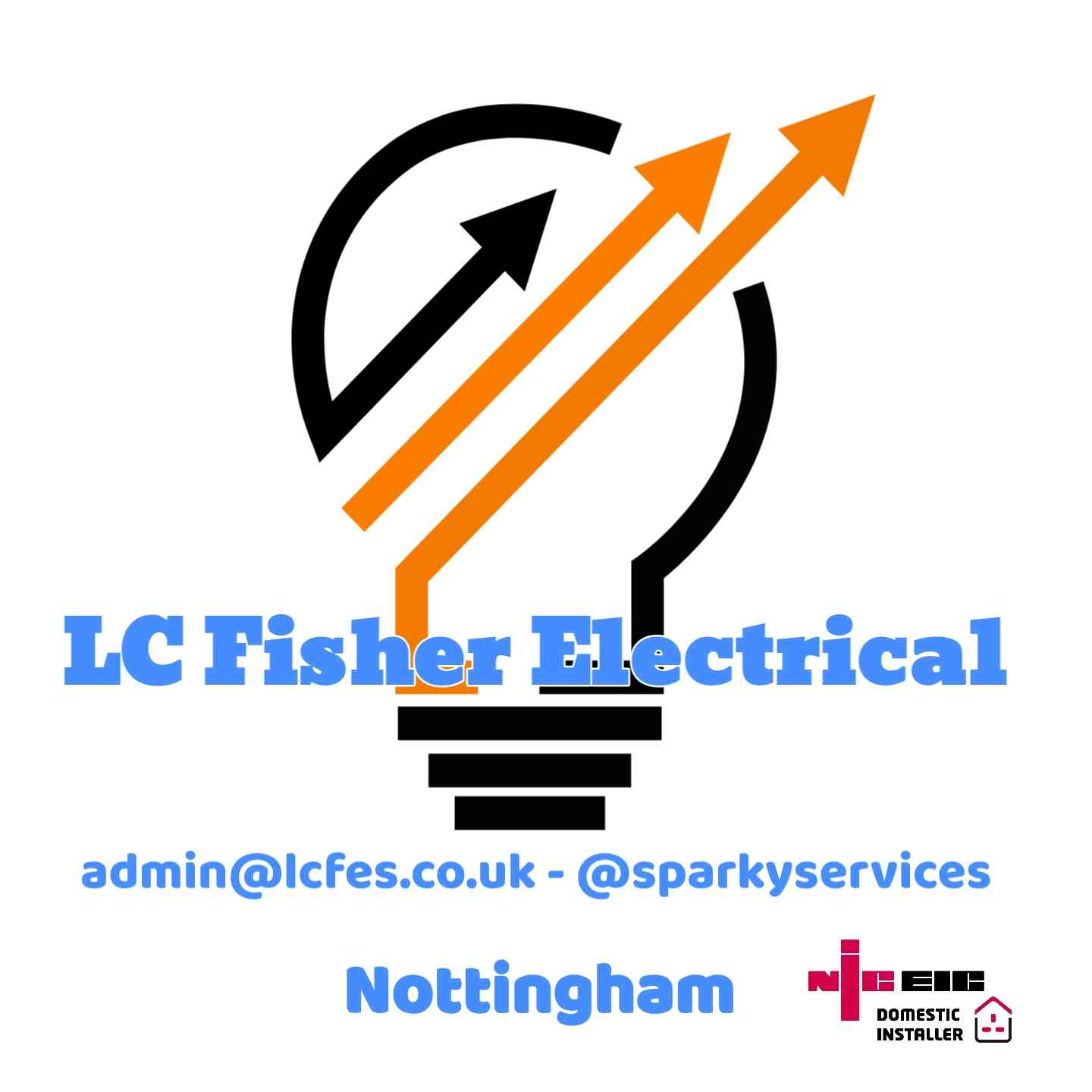 Lc Fisher Electrical Services Verified Logo