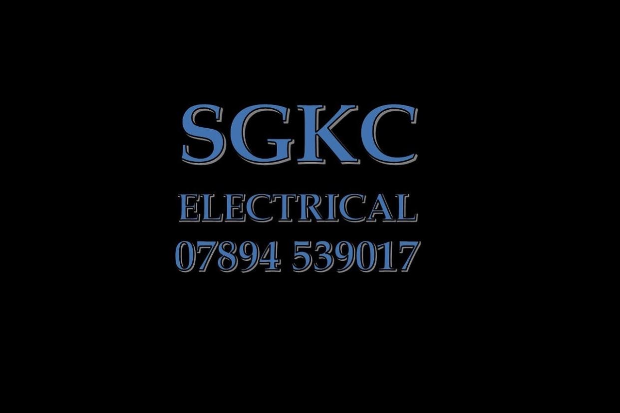 SGKC Electrical Verified Logo