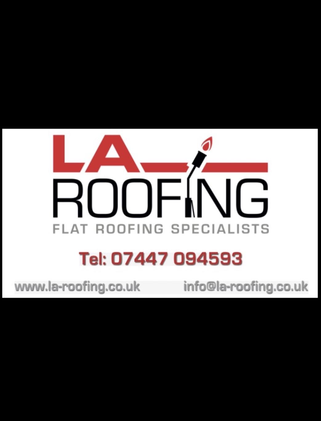 LA Roofing  Verified Logo