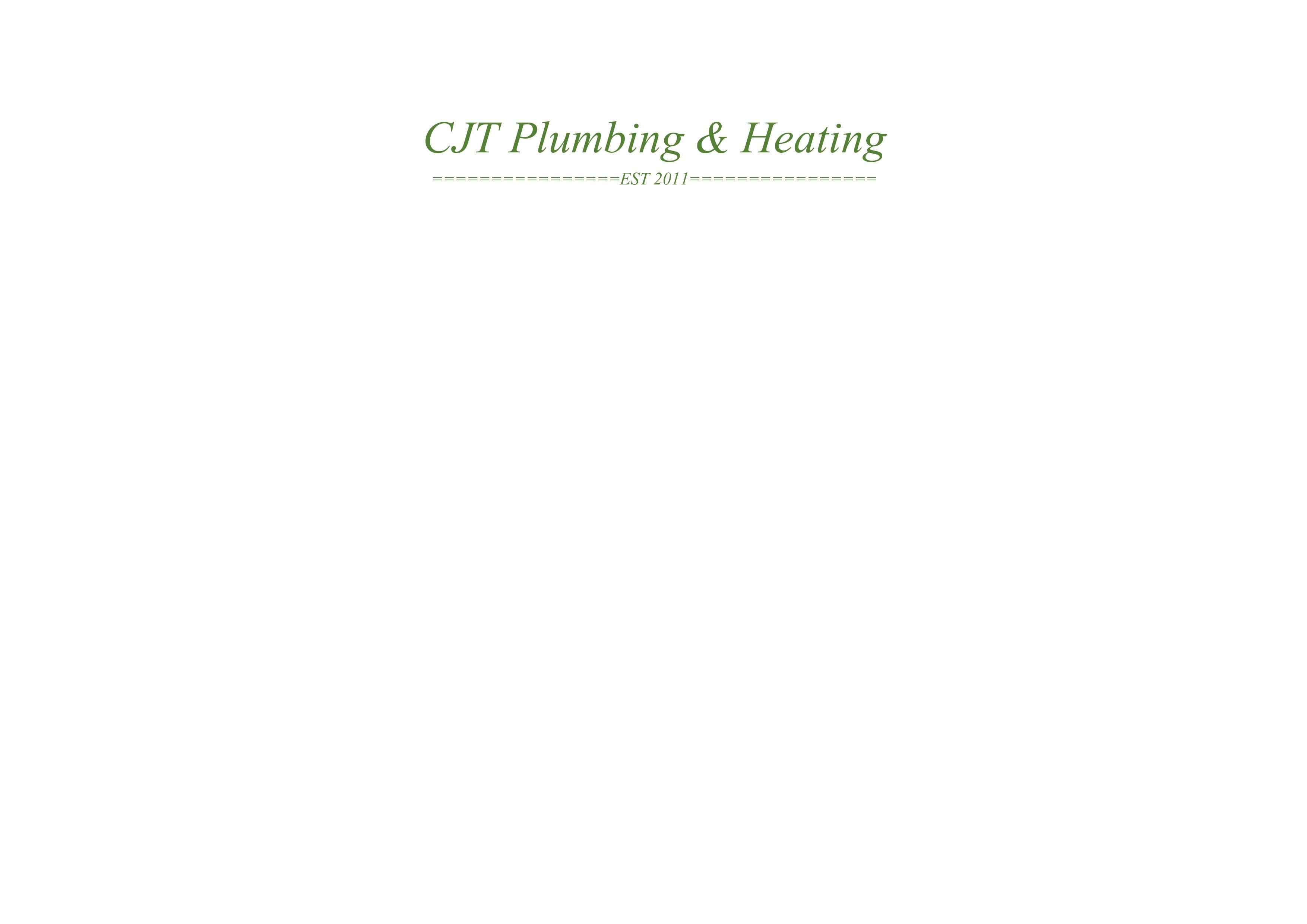 CJT Plumbing & Heating Verified Logo