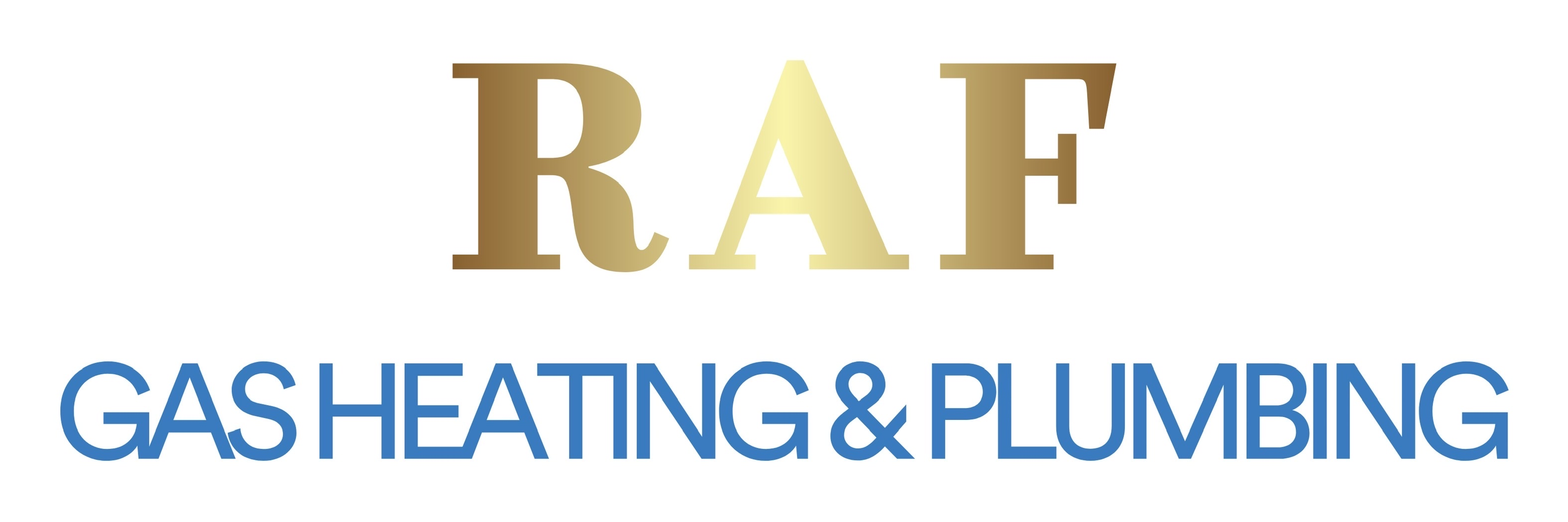 RAF Gas Heating & Plumbing Verified Logo