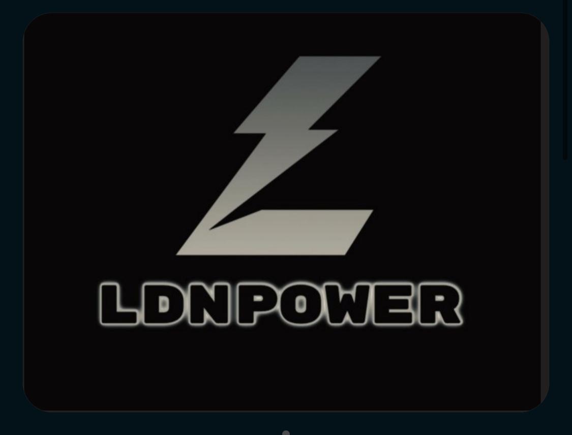 Ldnpower Verified Logo
