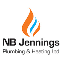 NB Jennings plumbing and Heating Verified Logo
