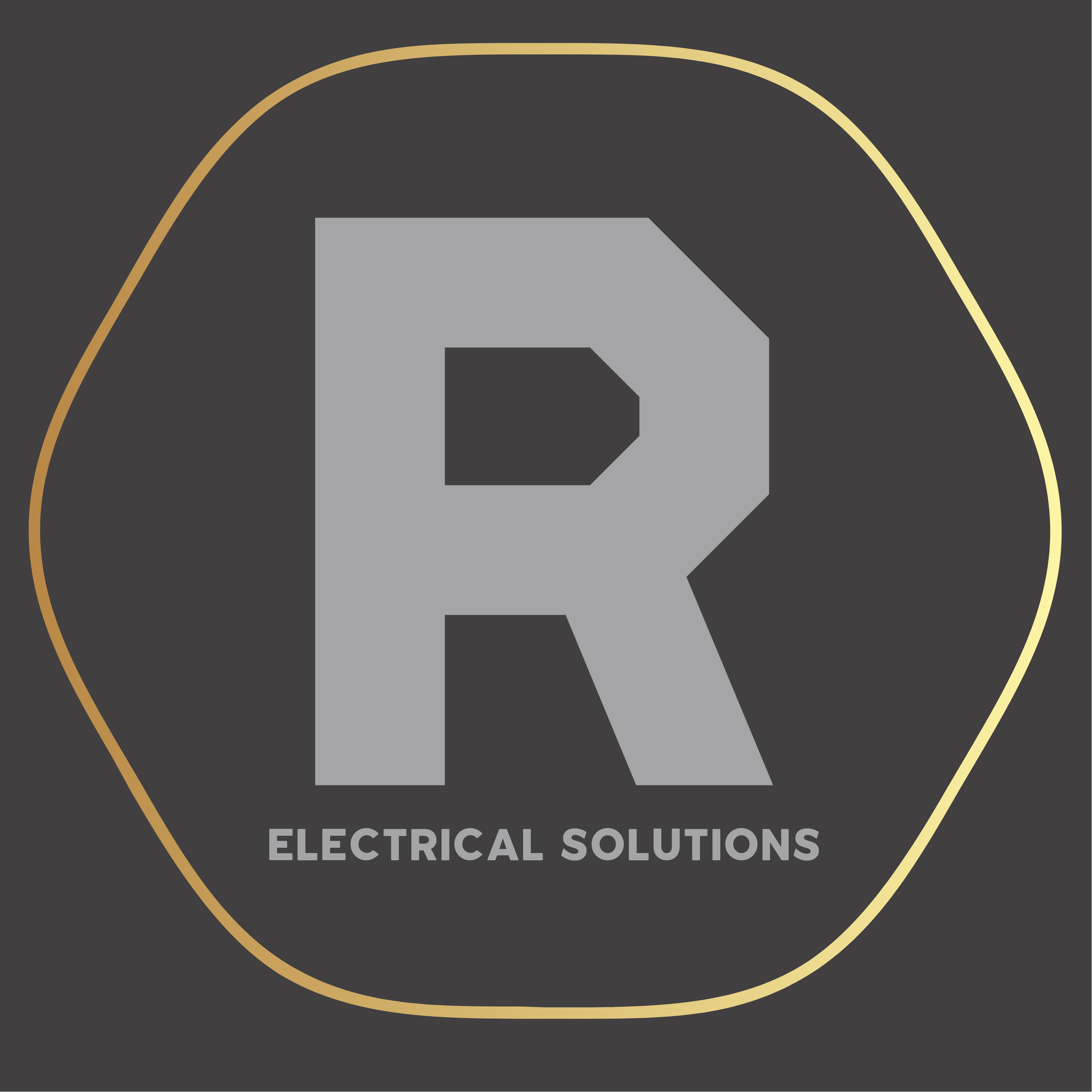 R Electrical Solutions Verified Logo