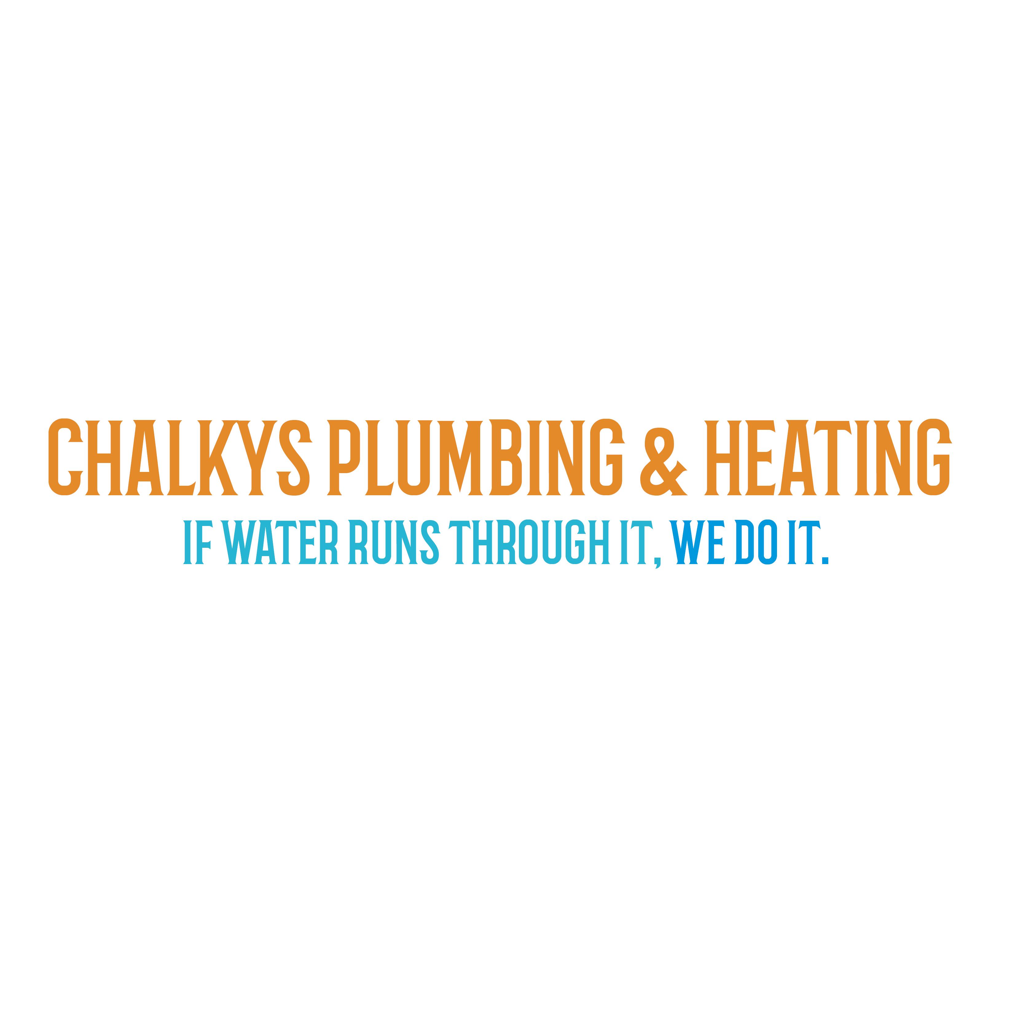 Chalkys Plumbing & Heating Verified Logo