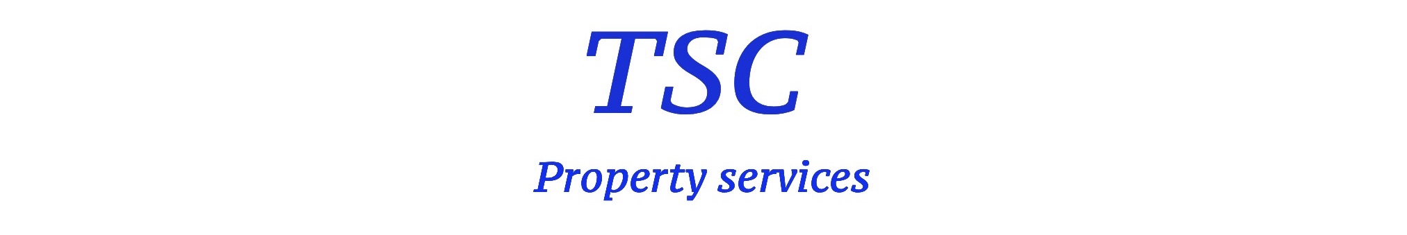 TSC Property Services Verified Logo