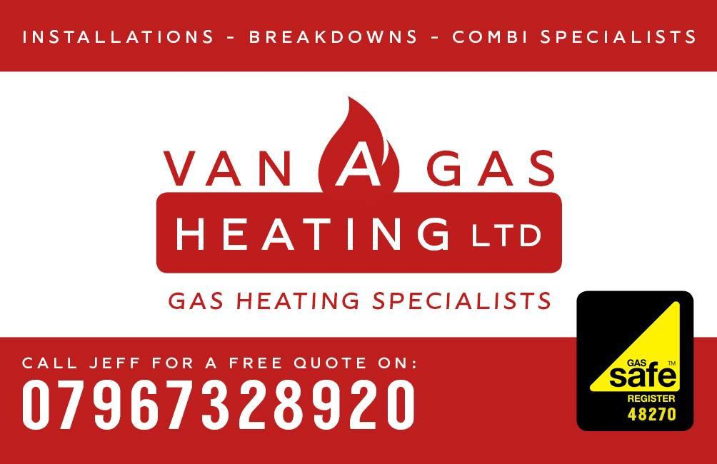 Van-A-Gas Heating Limited Verified Logo