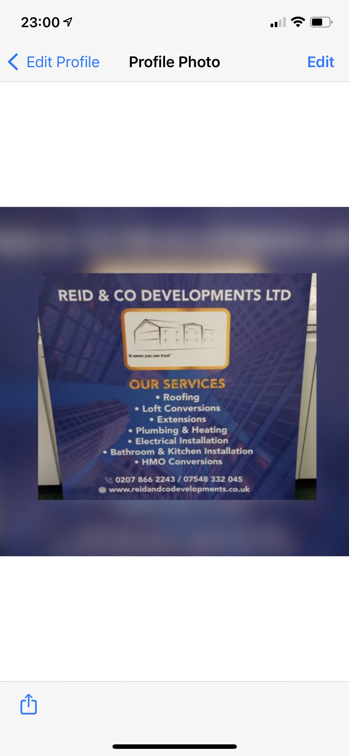 Reid and Co Developments Ltd Verified Logo