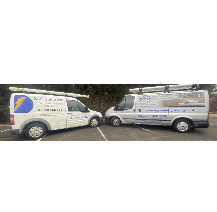 S&G Plumbing and Heating and Property Maintenance Verified Logo