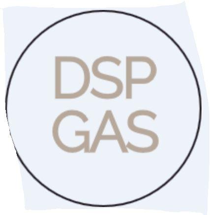 DSP Gas Verified Logo