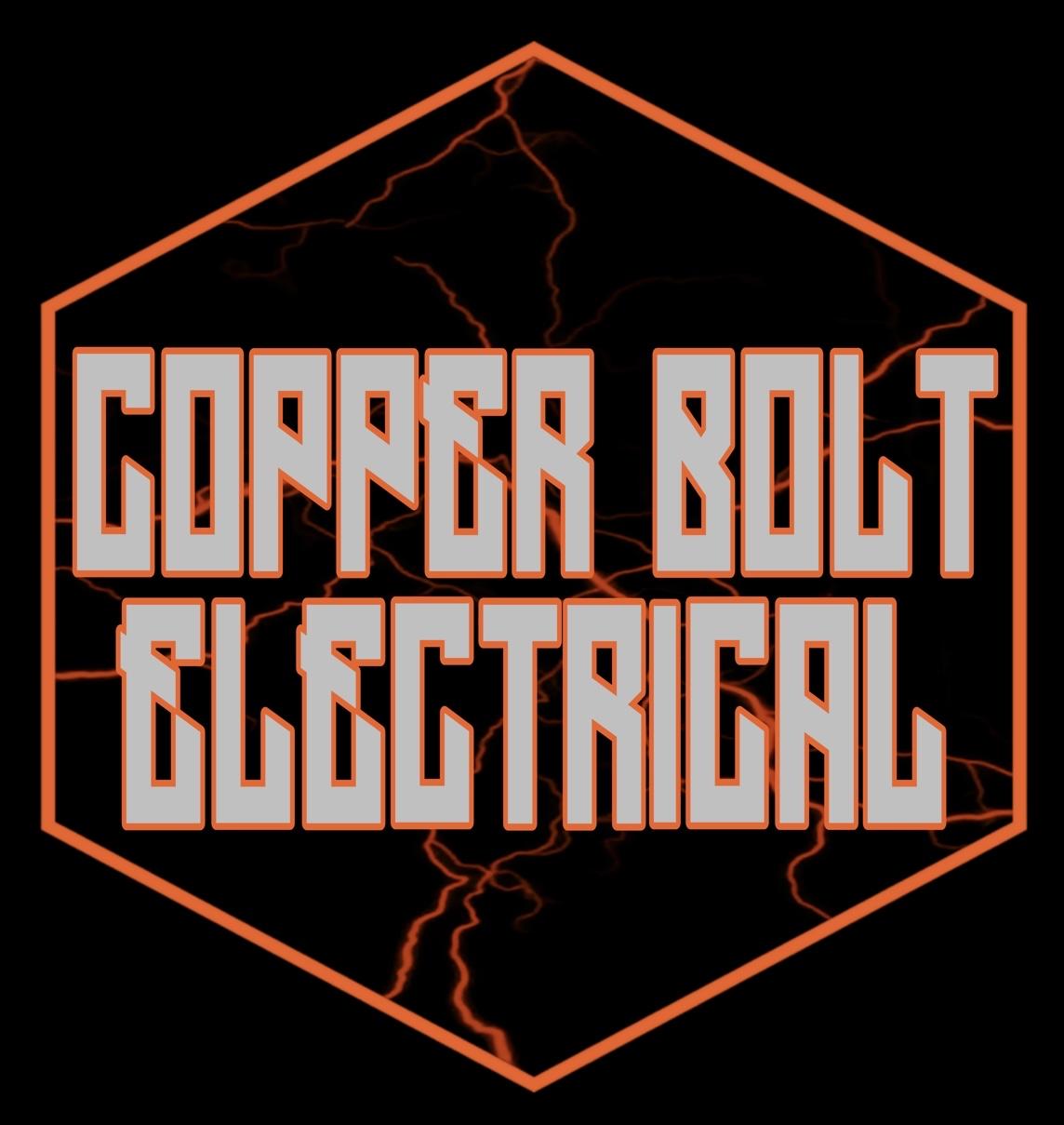 Copper Bolt Electrical Verified Logo