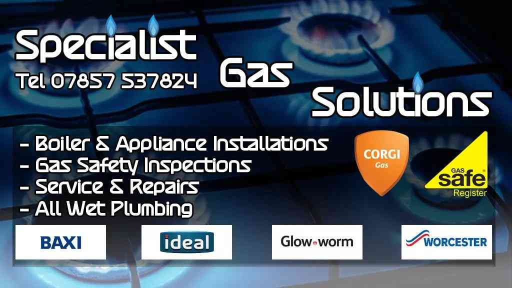 Specialist Gas Solutions Verified Logo