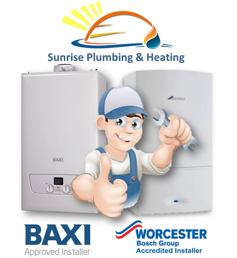 Sunrise Plumbing & Heating Verified Logo