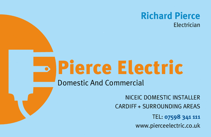 Pierce Electric Verified Logo